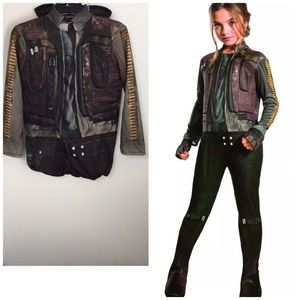 Other - Star Wars Rogue One Jyn Erso Child Girls Costume